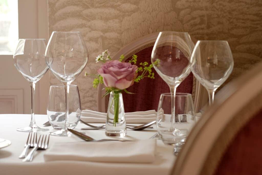 Raven Restaurant 2 AA Rosette Fine Dining